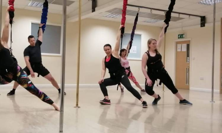 Bungee Fitness Image 2