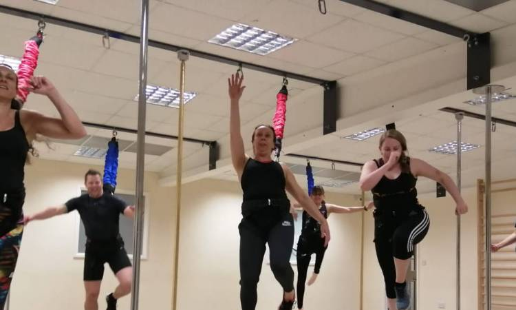 Bungee Fitness Image 1